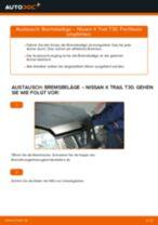 KIA JOICE Bremsscheiben wechseln hinten und vorne Anleitung pdf
