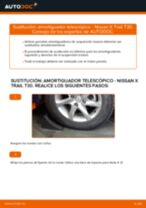 NISSAN - manuale de reparación con ilustraciones