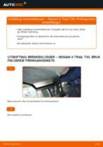 Brukerhåndbok NISSAN på nett