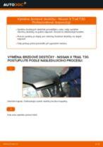 Uživatelská příručka NISSAN online