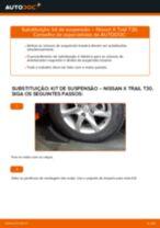 Mudar Braço De Suspensão traseiro e dianteiro Toyota Avensis T27: guia pdf