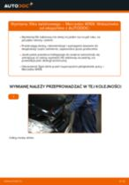 Jak wymienić filtr kabinowy w Mercedes W169 - poradnik naprawy