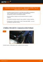 Doporučení od automechaniků k výměně MERCEDES-BENZ Mercedes W168 A 170 CDI 1.7 (168.009, 168.109) Klinovy zebrovany remen