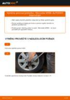 Podrobné PDF tutoriály, jak vyměnit Brzdove hadicky na autě Audi A3 8l1