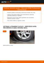 Kaip pakeisti gale ir priekyje Stabdžių Kaladėlės BMW F46 - instrukcijos internetinės