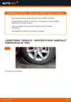 Udskiftning af Baglygter højre bag Audi A4 b7: manual pdf