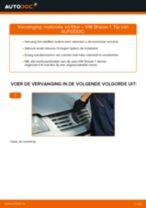 Hoe motorolie en filter vervangen bij een VW Sharan 1 – vervangingshandleiding