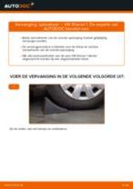 Spiraalveer veranderen VW SHARAN: gratis pdf