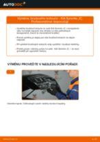 Uživatelský manuál KIA pdf