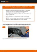 Manual de serviço T-ROC