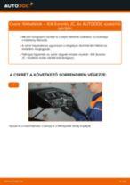 Autószerelői ajánlások - KIA Sorento jc 2.4 Féktárcsa cseréje