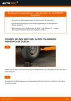 Montage Scheinwerfer Set KIA SORENTO I (JC) - Schritt für Schritt Anleitung
