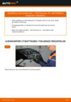 Montering Startbatteri KIA SORENTO I (JC) - steg-for-steg manualer