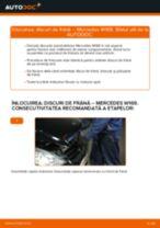 Înlocuire Cilindru receptor frana spate dreapta Mazda 3 BN: ghid pdf