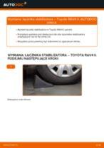 Jak wymienić Napęd wycieraczek przód lewy prawy Polo 6n1 - instrukcje online