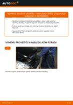 Podrobný průvodce opravami pro Mercedes Třída A W176