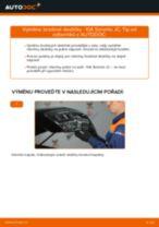Jak vyměnit přední a zadní Brzdove hadicky JEEP udělej si sám - online návody pdf