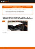 Manual de oficina para VW T5 Transporter