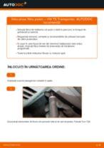 Cum să schimbați: filtru polen la VW T5 Transporter | Ghid de înlocuire