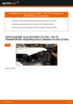 Le raccomandazioni dei meccanici delle auto sulla sostituzione di Filtro Olio VW VW T4 Transporter 2.4 D