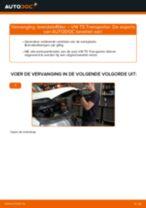 Hoe brandstoffilter vervangen bij een VW T5 Transporter – vervangingshandleiding