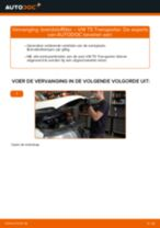 Instructie VW online
