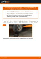 Onderhoud SUZUKI handleiding pdf