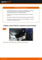 Návod na obsluhu SUZUKI - manuál pdf