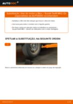 Manual DIY sobre como substituir o Cabo De Vela no TOYOTA CAMRY 2020