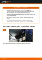 BREMBO 09.5857.75 para SWIFT III (MZ, EZ) | PDF tutorial de substituição