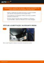 Recomendações do mecânico de automóveis sobre a substituição de SUZUKI SUZUKI SWIFT III (MZ, EZ) 1.3 DDiS (RS 413D) Molas