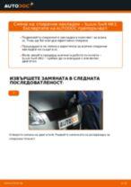 Как се сменят и регулират Предна облицовка на купето: безплатно pdf ръководство