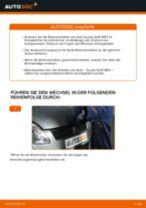 Wie Scheibenbremsen belüftet beim Colorado Extended Cab wechseln - Handbuch online