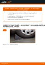 SUZUKI javítási kézikönyv pdf