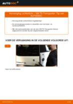 Hoe achterlicht vervangen bij een VW T5 Transporter – vervangingshandleiding
