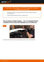 Cum să schimbați: etrier frana din spate la VW T5 Transporter | Ghid de înlocuire