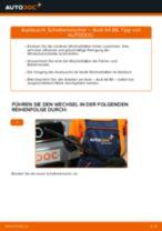 Dacia Logan Express Stoßdämpfer vorderachse und hinterachse tauschen: Handbuch pdf
