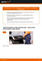 Come cambiare filtro antipolline su Audi A4 B6 - Guida alla sostituzione