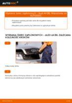 Instrukcja obsługi i naprawy AUDI A4