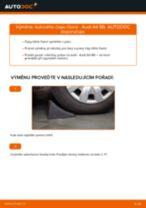 DENCKERMANN D130079 pro A4 Sedan (8E2, B6) | PDF manuál na výměnu