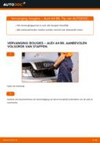 Hoe bougies vervangen bij een Audi A4 B6 – vervangingshandleiding