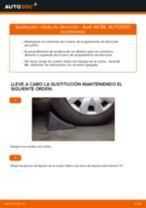 Cómo cambiar: rótula de dirección - Audi A4 B6 | Guía de sustitución