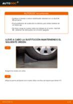 Cómo cambiar: bieletas de suspensión de la parte delantera - Audi A4 B6 | Guía de sustitución