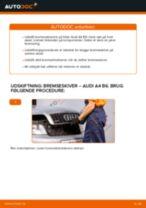 Udskift bremseskiver for - Audi A4 B6 | Brugeranvisning