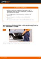 Hoe remschijven vooraan vervangen bij een Audi A4 B6 – Leidraad voor bij het vervangen