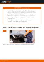 Come cambiare dischi freno della parte posteriore su Audi A4 B6 - Guida alla sostituzione