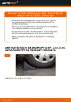 Εγχειρίδιο PDF στη συντήρηση A1