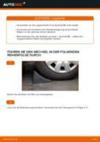 Radlager wechseln AUDI A4: Werkstatthandbuch