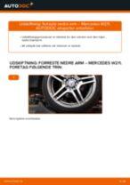 Udskiftning af Slidindikator bremser VW gør det selv - online manualer pdf