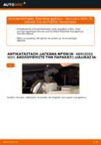 Εγχειρίδιο PDF στη συντήρηση E-class